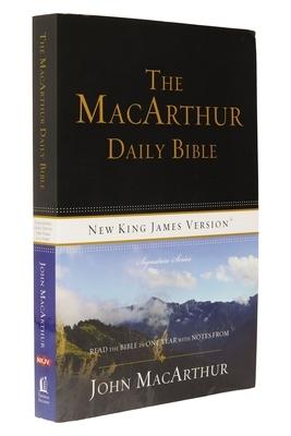 MacArthur Daily Bible-NKJV