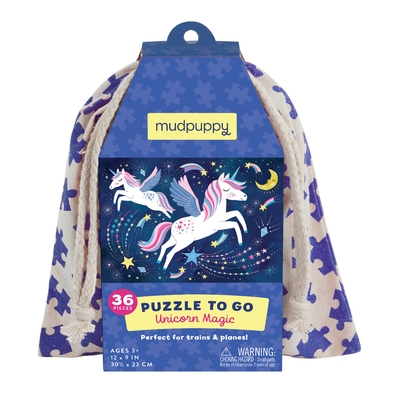 Unicorn Magic Puzzle to Go