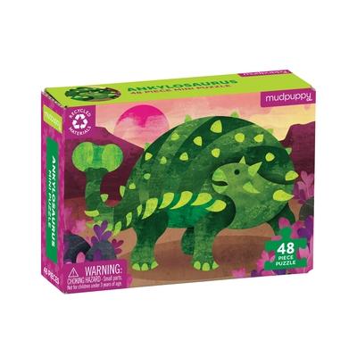 Ankylosaurus Mini Puzzle