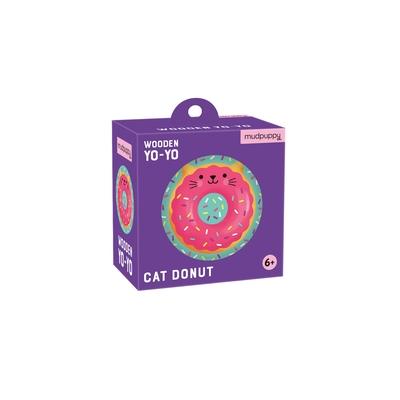 Yoyo Cat Donut