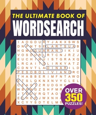 The Ultimate Book of Wordsearch