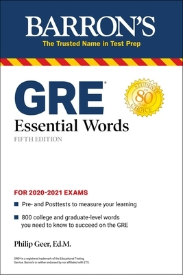 GRE Essential Words