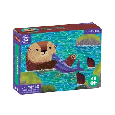 Puz 48 Mini Sea Otter
