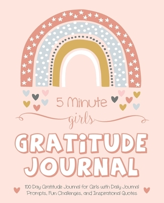 5 Minute Girls Gratitude Journal