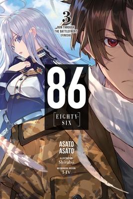 86--Eighty-Six, Vol. 3 (Light Novel)