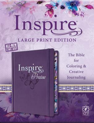 Inspire Praise Bible NLT