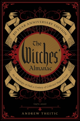 The Witches' Almanac 50 Year Anniversary Edition