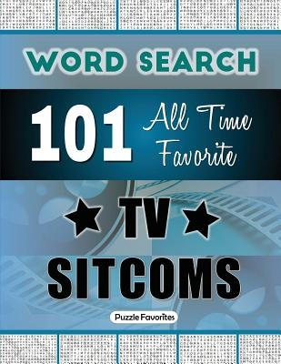 All Time Favorite TV Sitcoms Word Search