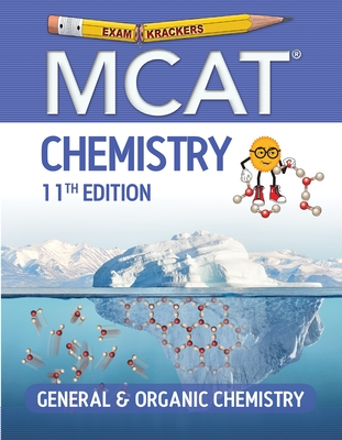 Examkrackers MCAT 11th Edition Chemistry