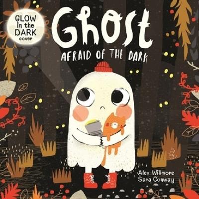 Ghost Afraid of the Dark