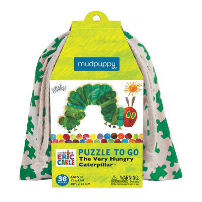 The World of Eric Carle the Very Hungry Caterpillar Puzzle to Go