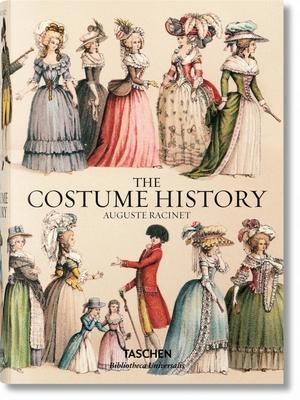 Auguste Racinet. the Costume History