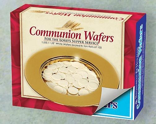 Communion Bread [Wafer]