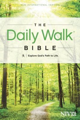 Daily Walk Bible-NIV