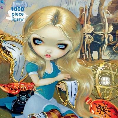 Adult Jigsaw Puzzle Jasmine Becket-Griffith