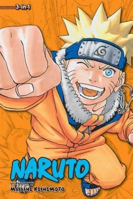 Naruto (3-In-1 Edition), Vol. 6, Volume 6