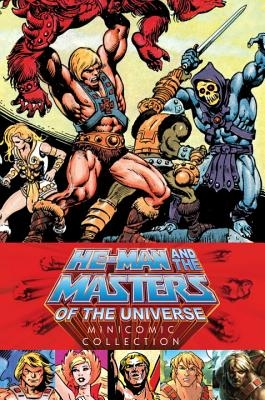 He-Man and the Masters of the Universe Minicomic Collection