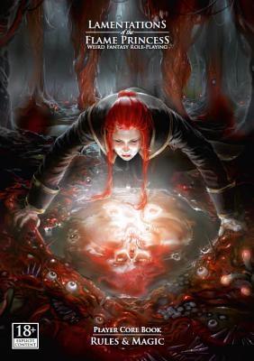 Lamentations of the Flame Princess