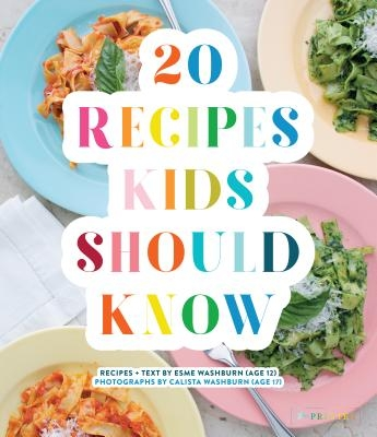 20 Recipes Kids Should Know