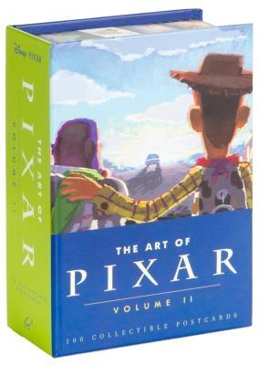 The Art of Pixar, Volume II