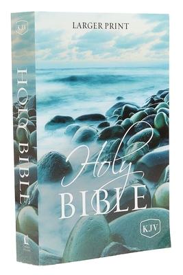 KJV, Holy Bible, Larger Print, Paperback