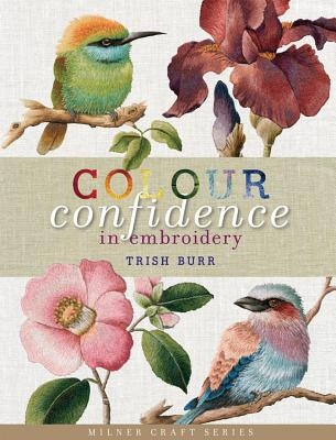 Colour Confidence in Embroidery
