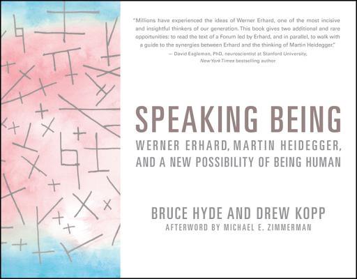 Speaking Being
