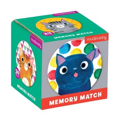 Cat's Meow Mini Memory Match Game