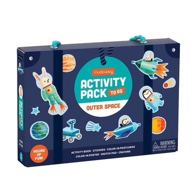 Outer Space Activity Pack to Go