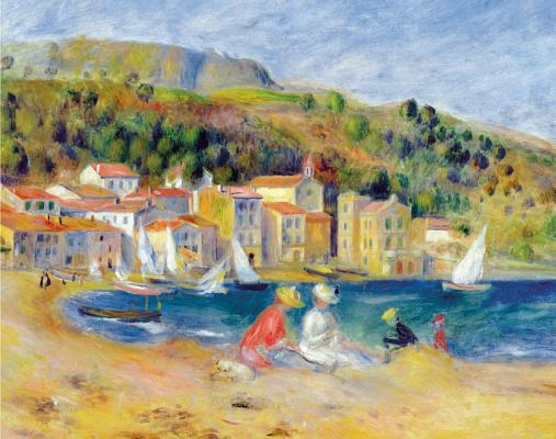 Impressionists by the Water Keepsake Boxed Notecards [With 17 Colored Envelopes]