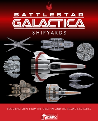The Ships of Battlestar Galactica