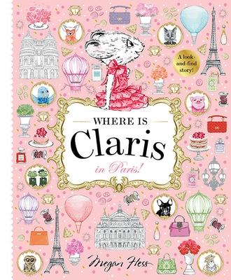 Where Is Claris? in Paris