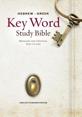 Hebrew-Greek Key Word Study Bible-ESV