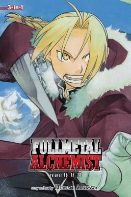 Fullmetal Alchemist 3-In-1, Volume 6