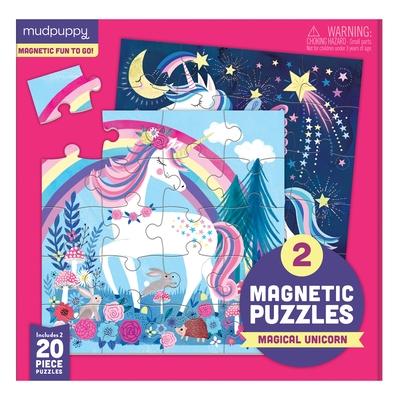 Magical Unicorn Magnetic Puzzle
