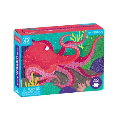 Puz 48 Mini Giant Pacific Octopus