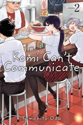 Komi Can't Communicate, Vol. 2, Volume 2
