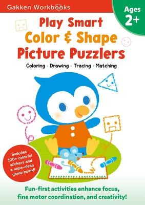 Play Smart Color and Shape Puzzlers 2