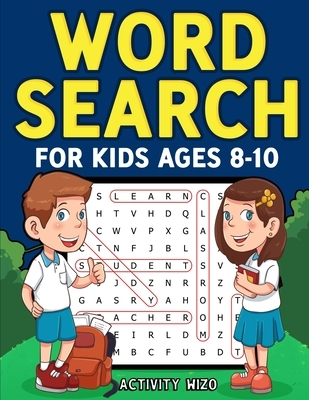 Word Search for Kids Ages 8-10