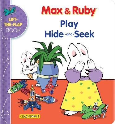 Max & Ruby Play Hide-And-Seek