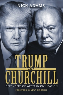Trump and Churchill
