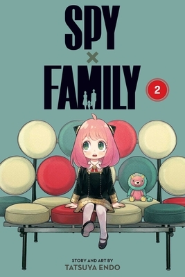 Spy X Family, Vol. 2, Volume 2