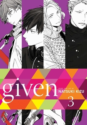 Given, Vol. 3, Volume 3
