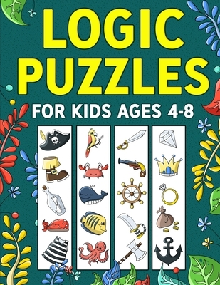 Logic Puzzles for Kids Ages 4-8