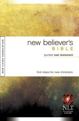 New Believer's Bible Pocket New Testament-NLT