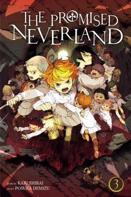The Promised Neverland, Vol. 3, Volume 3