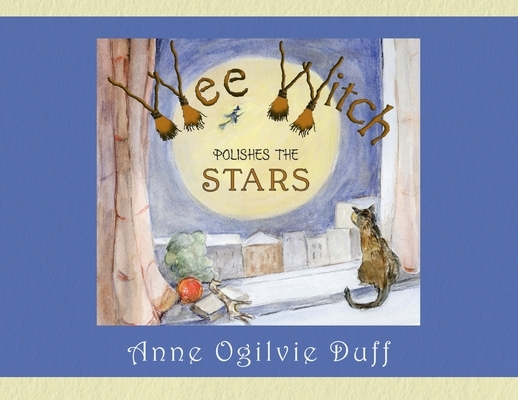 Wee Witch Polishes the Stars