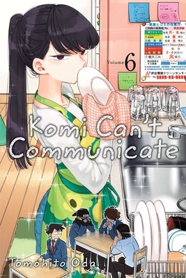 Komi Can't Communicate, Vol. 6, Volume 6