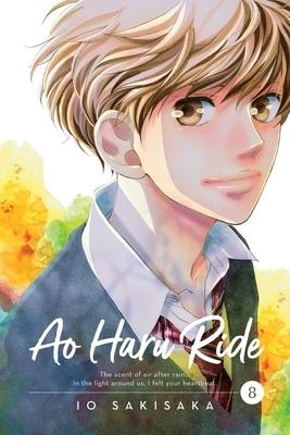 Ao Haru Ride, Vol. 8, Volume 8