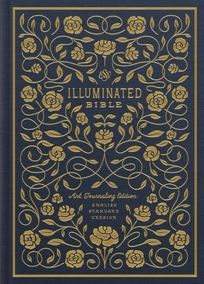 ESV Illuminated Bible, Art Journaling Edition (Cloth Over Board)